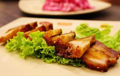 Cách nướng thịt ba chỉ bằng lò nướng tại nhà