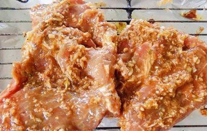 Bật mí cách tẩm gia vị thịt nướng thơm ngon đặc biệt