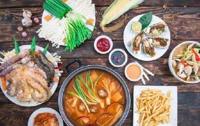 Tìm hiểu gia vị nấu lẩu hải sản cực chuẩn cho mùa Đông lạnh
