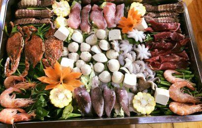 Món lẩu hải sản ăn với rau gì để ngon hơn hãy cùng mình  tìm hiểu thôi