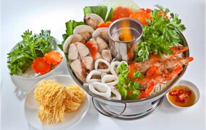 Hướng dẫn cách làm lẩu hải sản Hàn Quốc chiêu đãi bạn bè