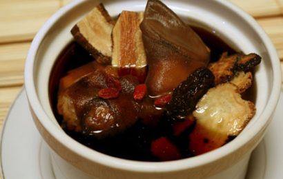 Cách chế biến  pín bò hầm thuốc bắc để dinh dưỡng nhất