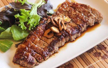Bò nướng Mã Mây hương vị thơm ngon nhìn là thích – ăn là mê
