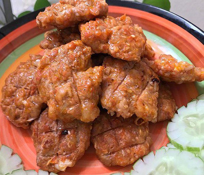 Cách làm món thịt xay nướng tại nhà đơn giản lại ngon miệng