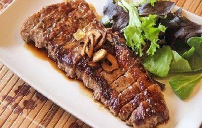 Ăn mê tít với cách làm bò nướng mọi đơn giản