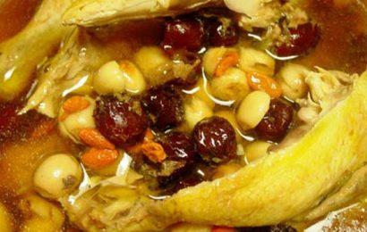Cách làm món thịt gà hầm thuốc Bắc ngon đơn giản tại nhà