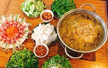 Cách nấu lẩu cua biển Sài Gòn ngon đúng chất