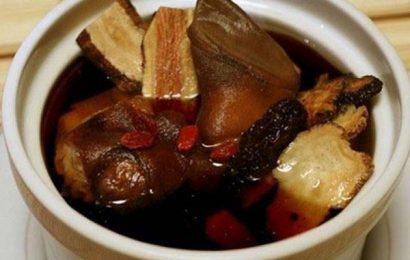 Thịt dê hầm thuốc Bắc thơm ngon bổ dưỡng – thưởng thức là mê