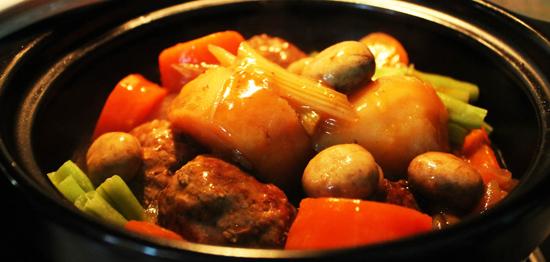 Cách làm canh đuôi bò hầm khoai tây nhanh mềm nhất