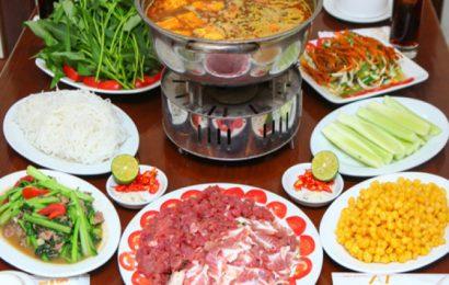 Nơi có món lẩu riêu cua bắp bò ngon ở Hà Nội bạn có thể chưa biết