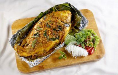 Chia sẻ cách làm cá Lăng nướng giấy bạc đơn giản nhất