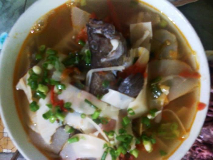 Công thức có được món cá mú nấu măng chua ngon nhất