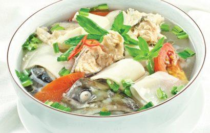 Cách nấu canh cá măng chua ngon đúng kiểu