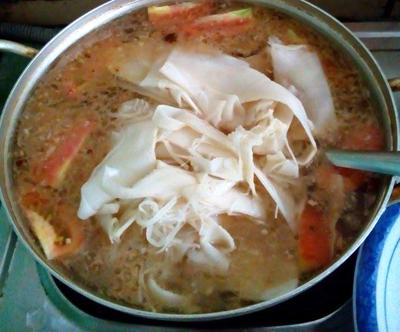 Hướng dẫn cách nấu canh măng chua ngon