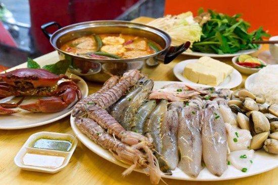 Cách nấu lẩu cua đồng Hải Phòng1