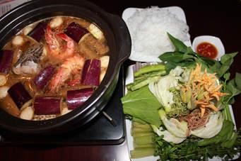Cách nấu lẩu mắm Cần Thơ – thơm ngon đậm vị Việt