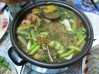 Cách nấu lẩu mắm chay đơn giản mà lôi cuốn người ăn