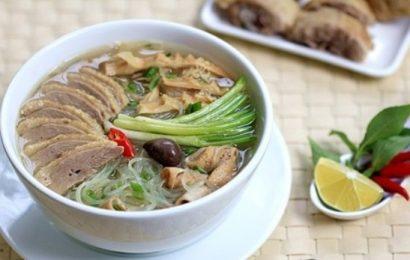 Học làm món miến ngan nấu măng tươi tại nhà cực đơn giản