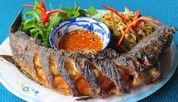 cách nướng cá bằng lò nướng điện