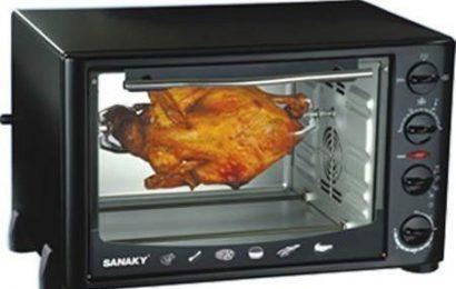 Cùng nhau tìm hiểu cách nướng thịt bằng lò nướng sanaky nào