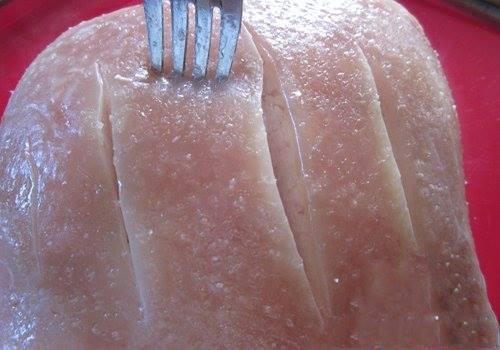 cách nướng thịt heo bằng lò nướng điện 2