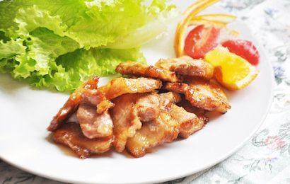 Cách chế biến thịt lợn nướng đơn giản thơm ngon
