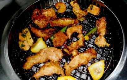Các món nướng từ thịt lợn đậm đà hương vị, đa dạng kiểu cách