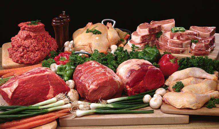 nguyên liệu làm thịt nướng