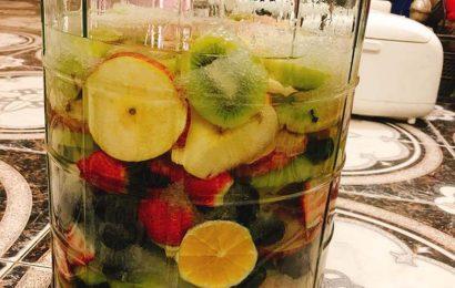 Ngâm rượu hoa quả như thế nào là chuẩn nhất cho ngày Tết