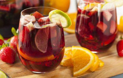 Chi tiết cách ngâm rượu trái cây đơn giản tại nhà