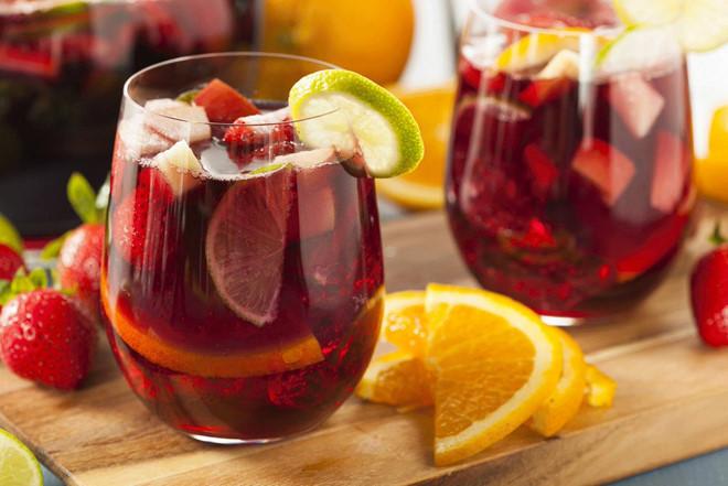 cách ngâm rượu trái cây