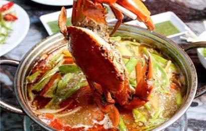 Cách nấu lẩu cua biển ngon nhất tại nhà