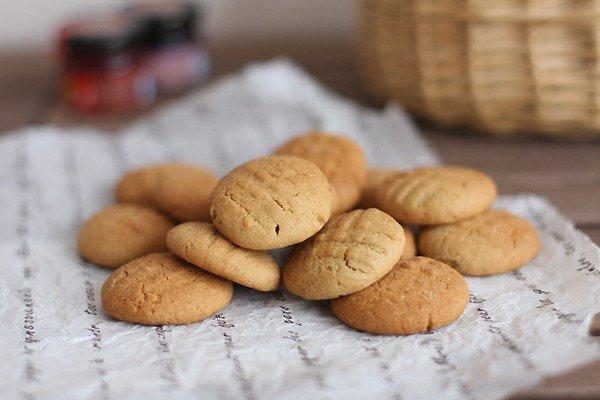 bánh quy nhân mứt dứa 1