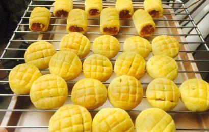 Bật mí cách bánh quy nhân mứt dứa bằng lò nướng dễ làm nhất