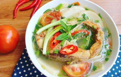 Đánh tan nỗi lo cá măng nấu món gì mới ngon?
