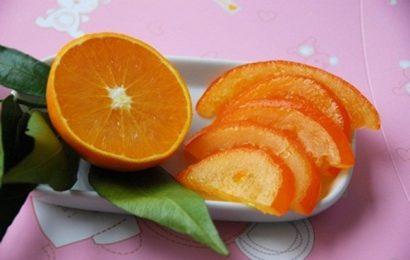 Đừng bỏ lỡ cách làm mứt cam khô ngon tuyệt