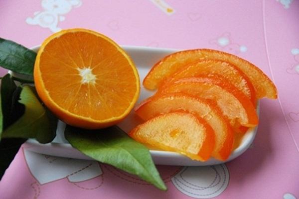 Hướng dẫn cách lam mứt cam sành tại nhà
