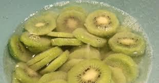 cách làm mứt kiwi 2