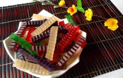 Hướng dẫn bạn cách làm mứt rau câu bằng lò vi sóng tại nhà