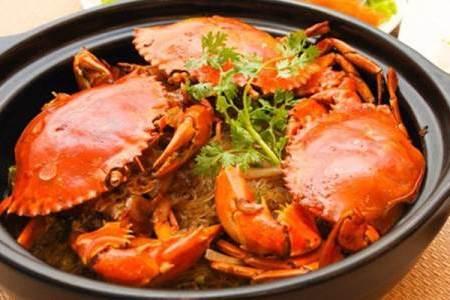 Cách nấu lẩu cua biển ngon nhất4