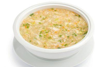 Hướng dẫn cách nấu súp cua ngon cho bé 1 tuổi