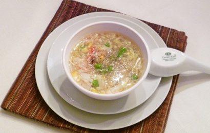 Ngon hơn mỗi ngày với cách nấu súp cua óc heo ngon tuyệt đỉnh sau đây
