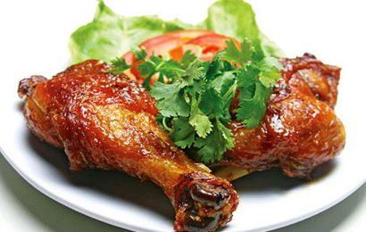 Chi tiết cách nướng gà bằng lò nướng điện thịt mềm, da giòn