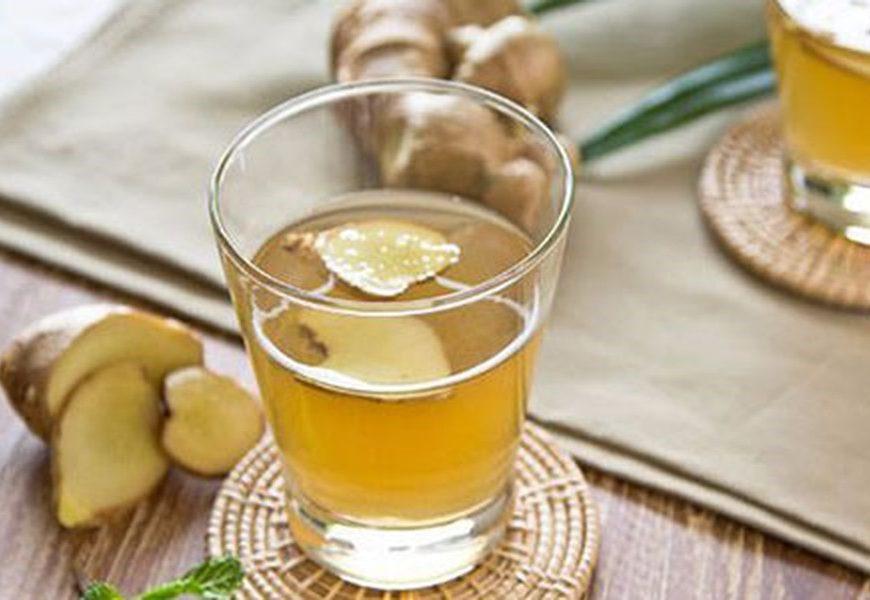 Cách ngâm rượu gừng để uống và tác dụng của rượu gừng