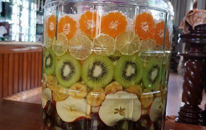 Công thức chuẩn làm rượu hoa quả ngâm tốt cho sức khỏe