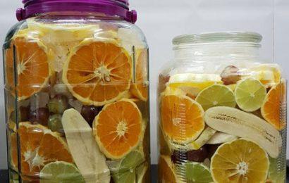Cách làm rượu trái cây tuyệt ngon chuẩn bị đón Tết