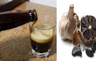 Tác dụng của rượu tỏi đen và cách ngâm rượu tỏi đen đúng cách nhất