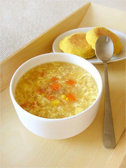 Cách nấu súp măng cua chay thơm ngon cho bữa điểm tâm