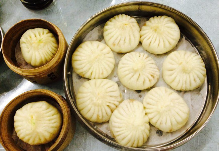 Bữa sáng thích hợp với món bánh bao Trung Quốc cực ngon và hấp dẫn