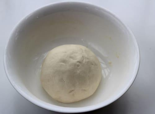cách làm bánh bao chay chiên 2